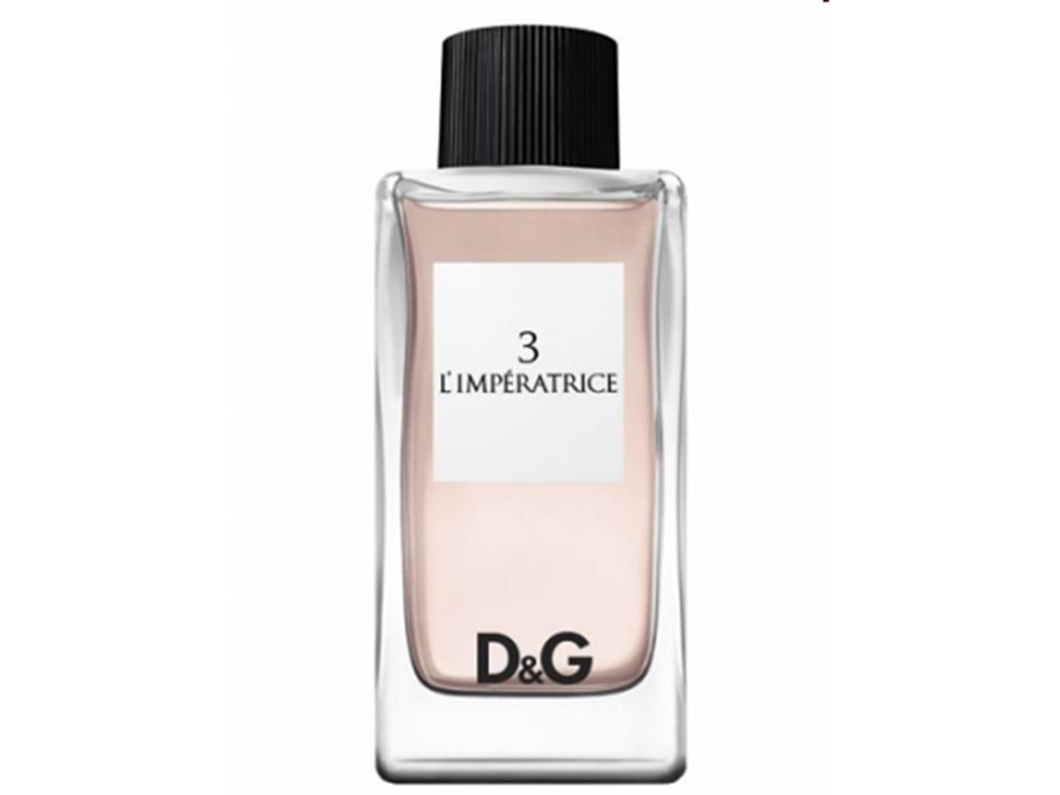 03 - L'Imperatrice for women by D&G NO TESTER 100 ML.