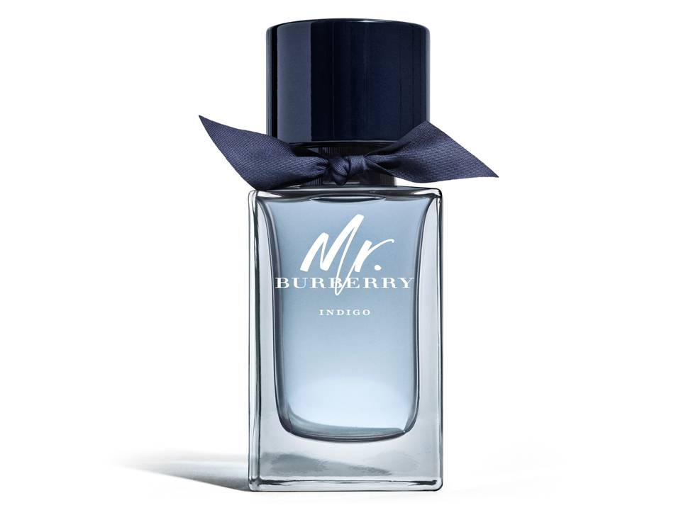 Mr. Burberry INDIGO for men  Eau de Toilette TESTER 100 ML.