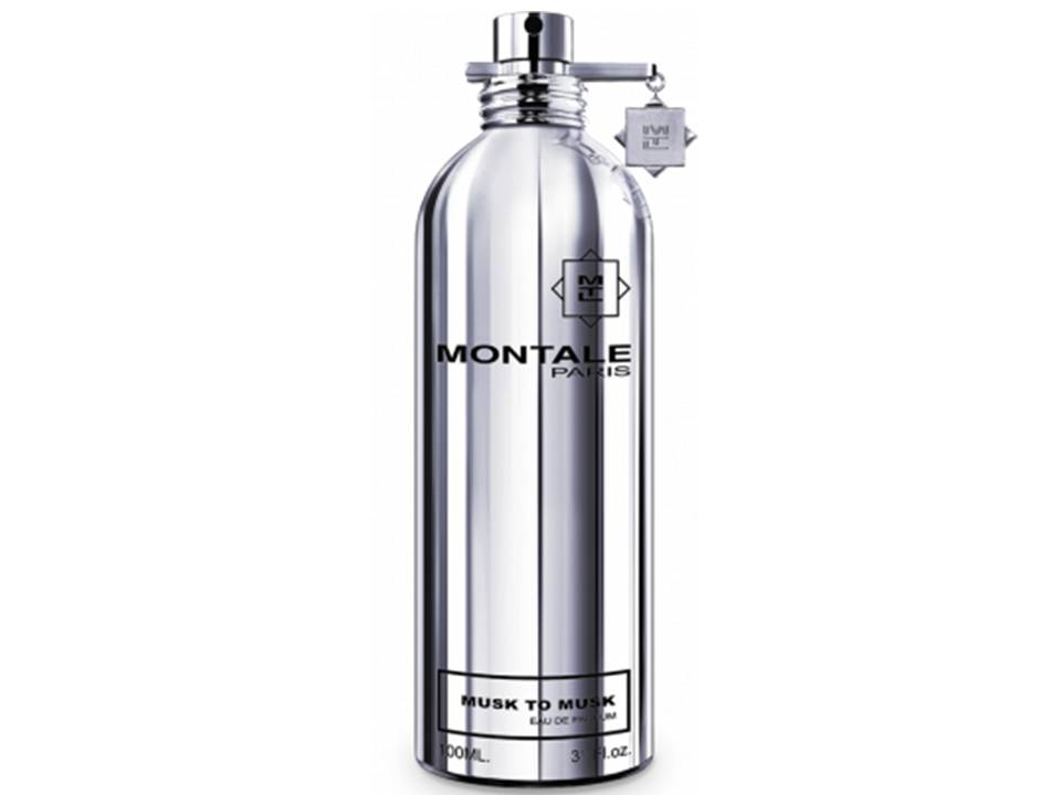 Musk to Musk by Montale Eau de Parfum NO TESTER 100 ML.