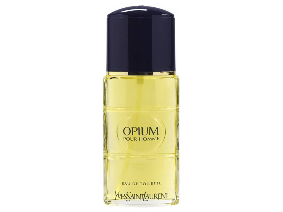 Opium Pour Homme by Yves Saint Laurent  EDT NO BOX 100 ML.