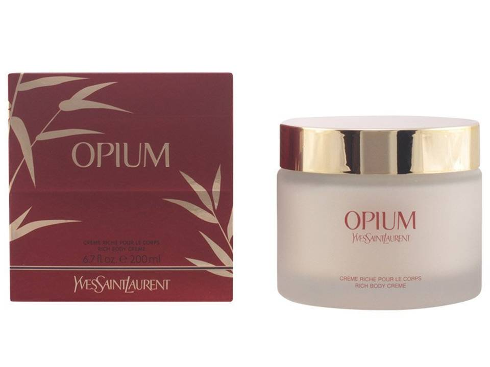 Opium Donna  by Yves Saint Laurent CREMA CORPO 200 ML.