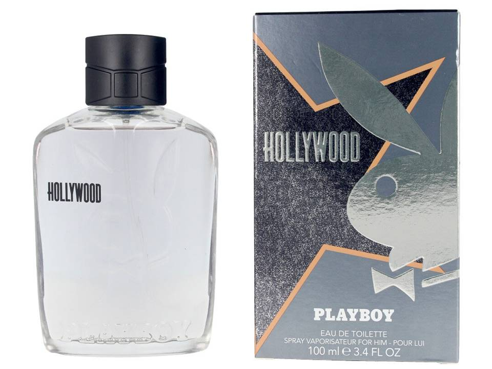 Hollywood Uomo by Playboy EDT TESTER 100 ML.