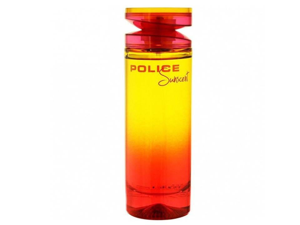 Sunscent Donna by Police Eau de Toilette TESTER 100 ML.