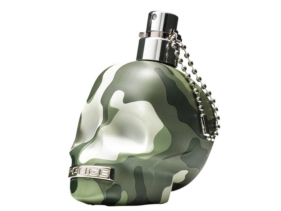 TO BE Camouflage Uomo by Police Eau de Toilette NO TESTER 125 ML