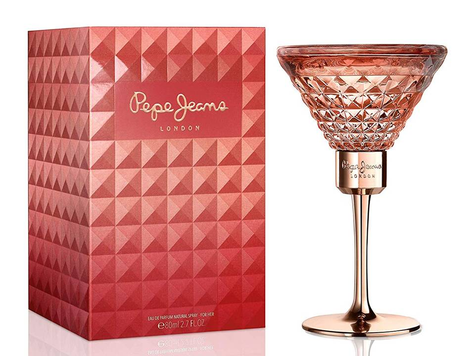 Pepe Jeans for Her Eau de Parfum TESTER 80 ML.