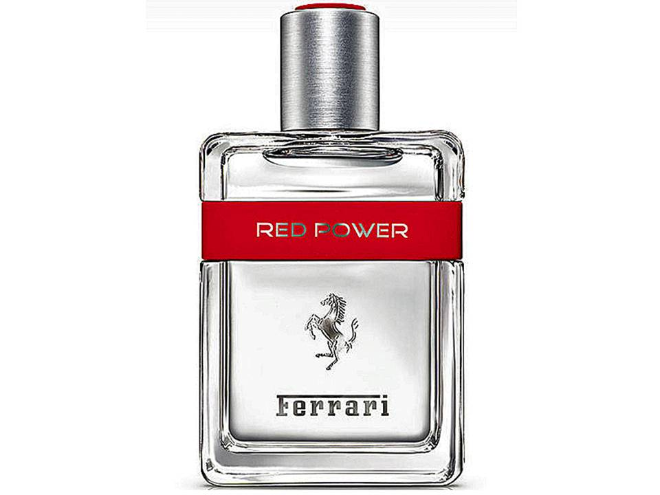 Red Power Uomo by Ferrari EDT NO BOX 125 ML.