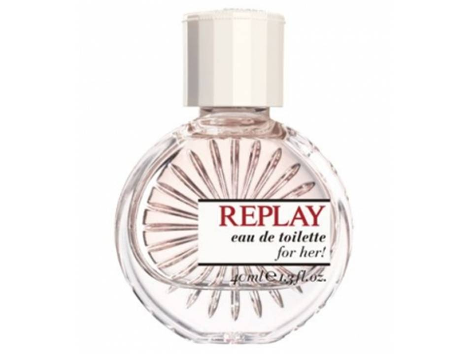 Replay for Her by Replay EDT TESTER 60 ML.