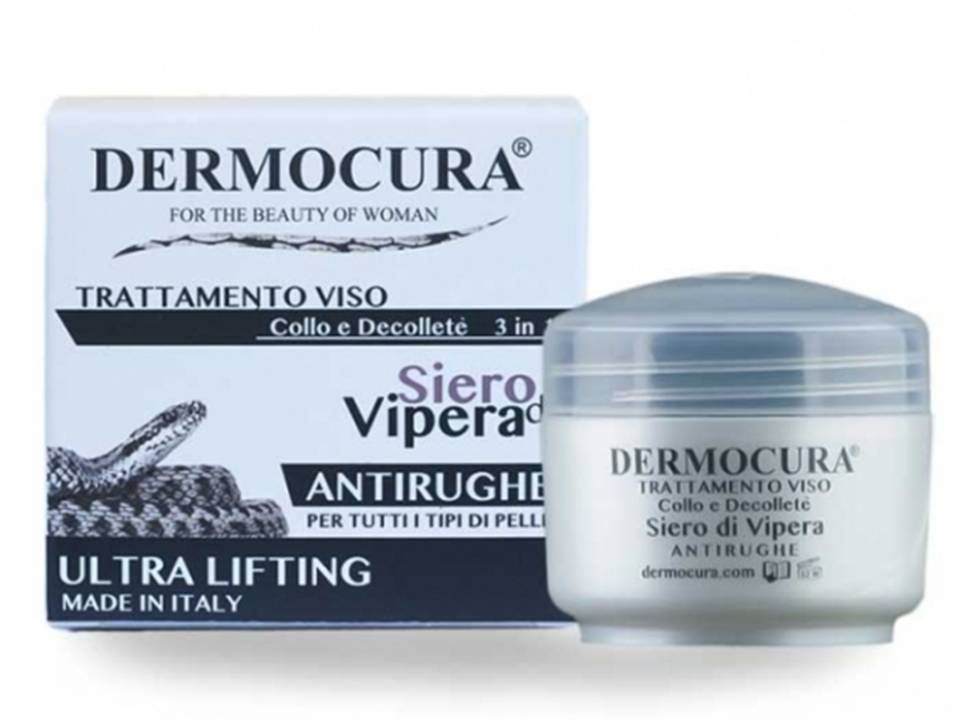Trattamento Viso Collo Decolletè Siero Di Vipera 50 ML.