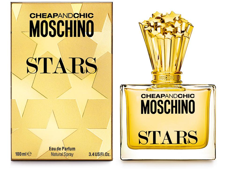 Stars Donna by Moschino EDP TESTER 100 ML.