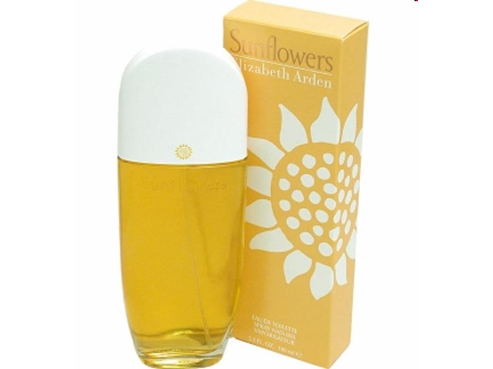 Sunflowers Donna by Elizabeth Arden EDT  TESTER 100 ML.