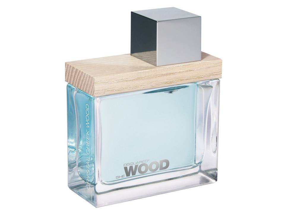 She Wood Crystal Creek Donna by DSQUARED²  EDP TESTER 100 ML.