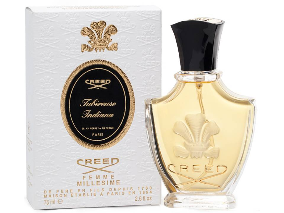 Tubereuse Indiana by Creed  NO TESTER 75 ML.