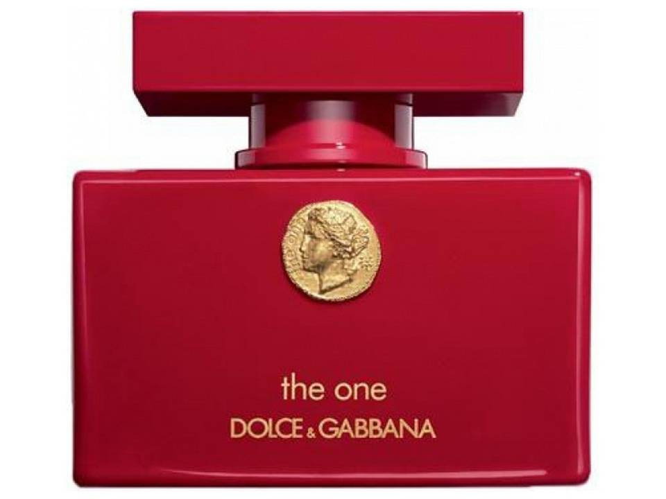 The One Donna RED Edition by Dolce&Gabbana EDP TESTER 75 ML.