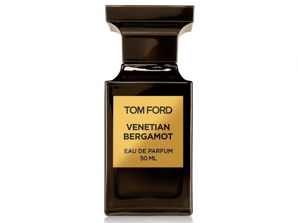 *Venetian Bergamot by Tom Ford Eau de Parfum TESTER 50 ML.
