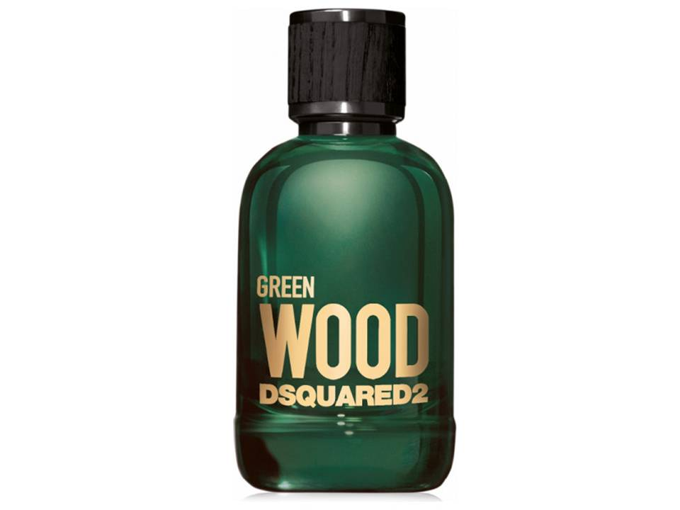 Wood GREEN Uomo by DSQUARED² Eau de Toilette TESTER 100 ML.