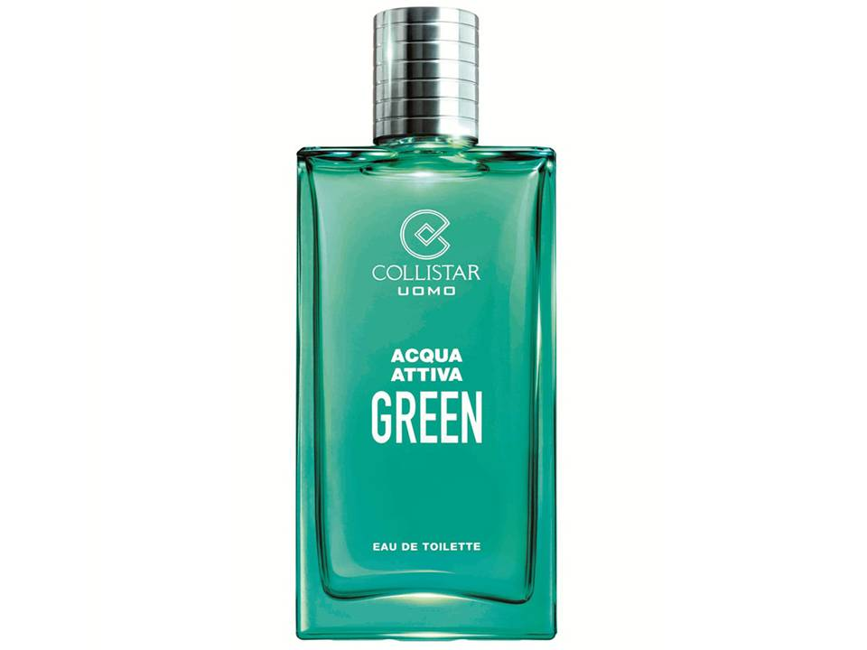 Acqua Attiva Green Uomo by Collistar  EDT TESTER 100 ML.