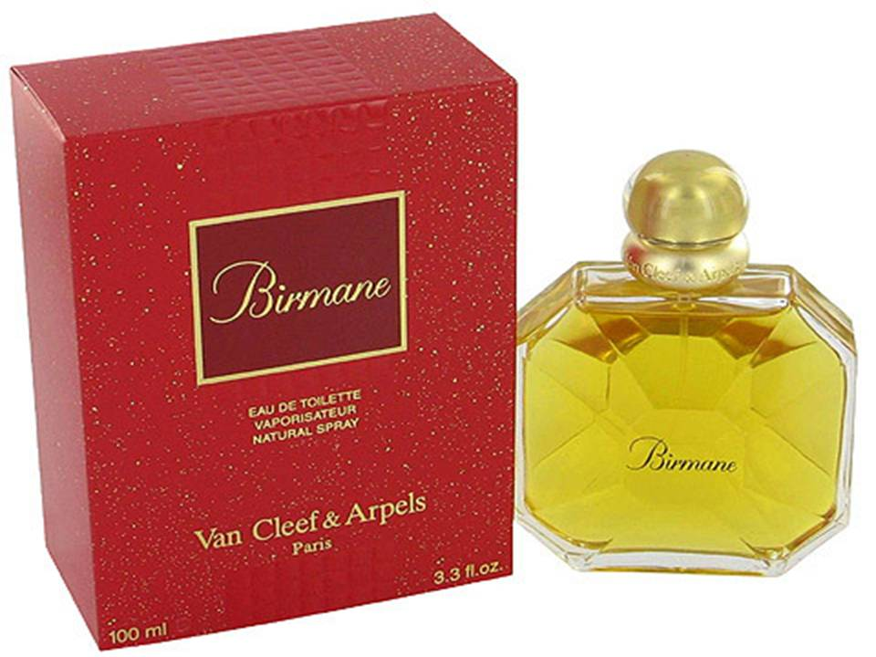 * Birmane Donna by Van Cleef & Arpels EDT TESTER 100 ML.