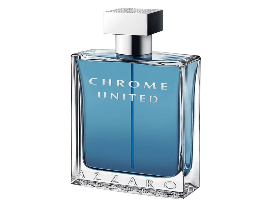 Chrome United Uomo by Azzaro EDT TESTER 100 ML.