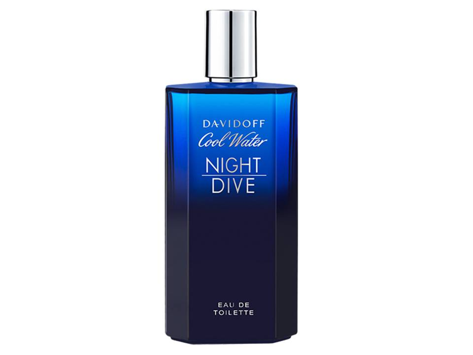 Cool Water Night Dive Uomo by Davidoff EDT TESTER 125 ML.