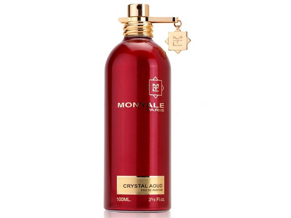 Crystal Aoud by Montale Eau de Parfum NO TESTER 100 ML.