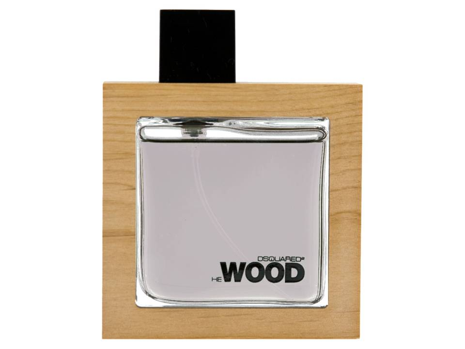 He  Wood Uomo  by DSQUARED²  EDT    TESTER  100 ML.