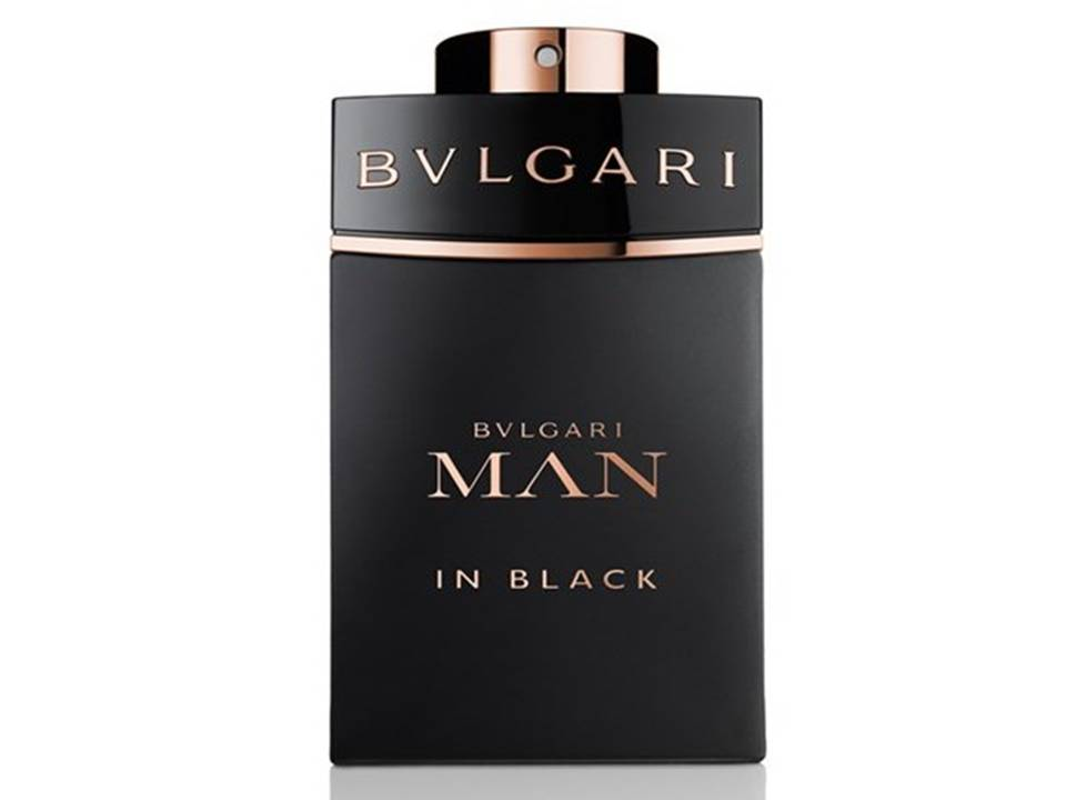 Bulgari Man In Black  by Bvlgari EDP TESTER 100 ML.
