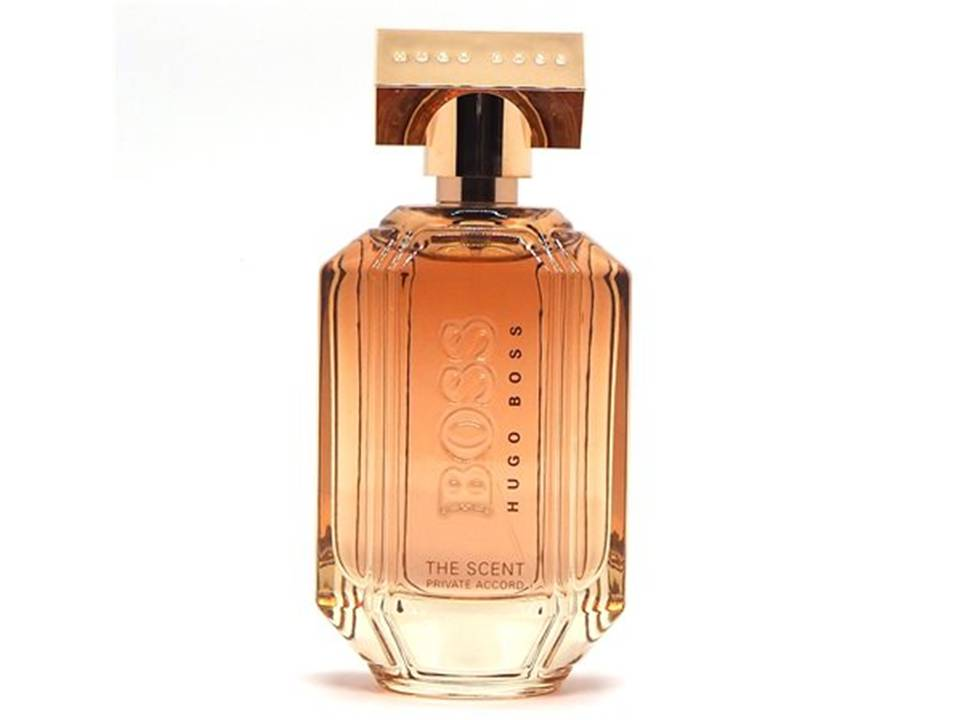 *Boss The  Scent Private Accord Donna EDP TESTER 100 ML.