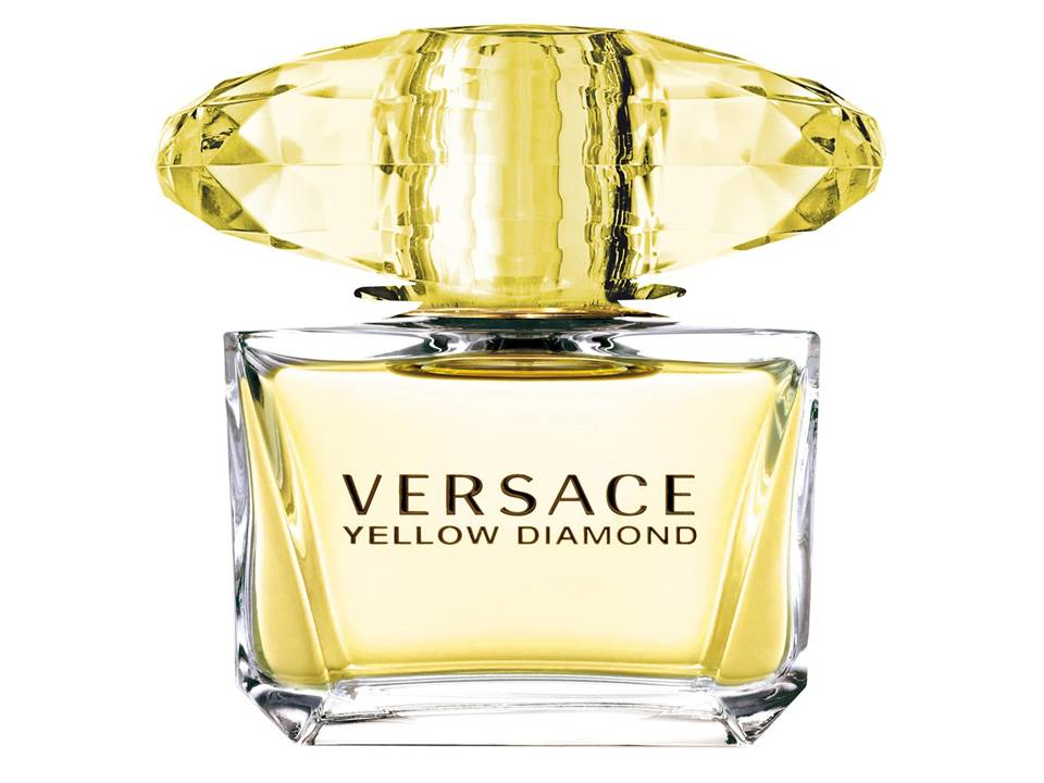 Yellow Diamond  Donna by Versace EDT TESTER 90 ML.